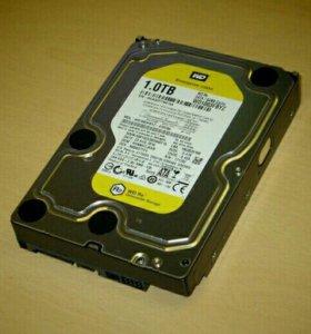 Жёсткий диск 1 ТБ