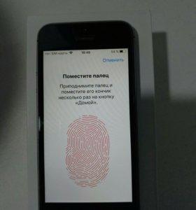 Айфон 5s 16 гиг