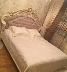 Кровать, и матрас