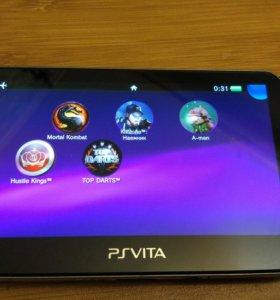 Ps Vita - идеальное устройство для игр