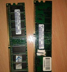Оперативная память 256 DDR DIMM