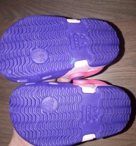 Обувь пляжная детская