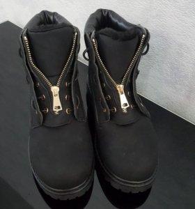 Ботинки зима. Размеры разные