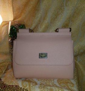Сумка Dolce Gabbana Miss Sicily + подарок 🎁