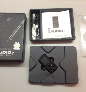 Плеер Cowon iAudio 7 red