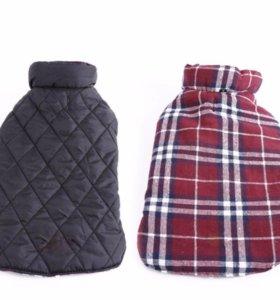 Теплая курточка для собаки