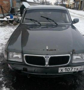 Газ 3110 Волга 2003 Года. ОБМЕН.