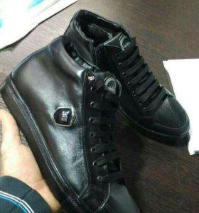 Обувь зимняя, размеры от 39-43