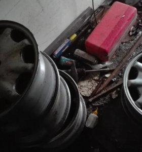 Диски Mercedes-bens R16
