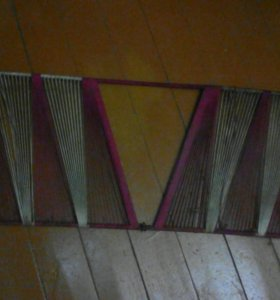 Шторка на заднее стекло для запорожца