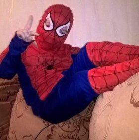 Костюм человек-паук на прокат