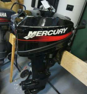 Лодочный мотор mercury M9.9 lait