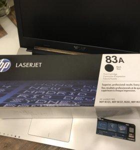 Картридж 83А для принтера HP laserjet
