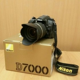 Nikon D7000 + Tamron 17-50 F/2.8
