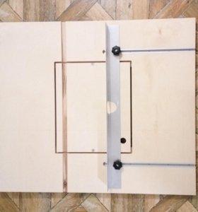 Столешница верстака RKI для установки инструмента