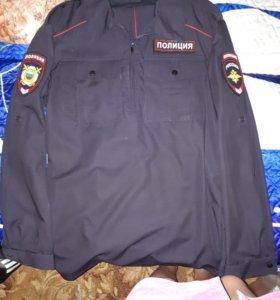 Форма полицейская новая