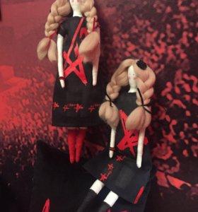 Куклы,куклы ручной работы