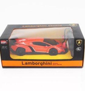 Машинка на пульте управления Lamborghini Veneno