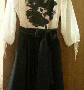 Платья в пол 46-48 размер