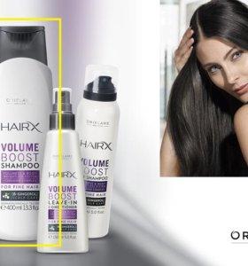 Шампунь HAIR X Большой объем