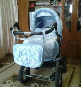 Детская коляска трасформер