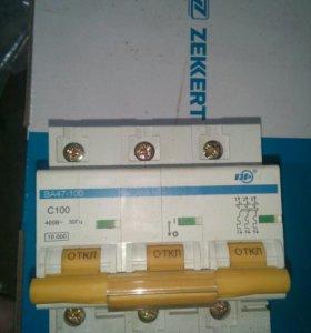 Выключатель автоматический ВА47-100