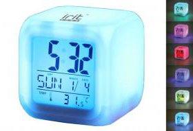 Часы-календарь (новые)гарантия.