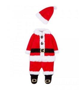 "Костюм ""Санта» с шапочкой"