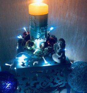 Подставка для свечи