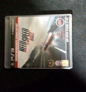 Видиоигра для PlayStation 3: NeedForSpeed Rivals.