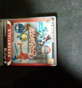 Видиоигры для PlayStation 3: Праздник спорта 1 и 2