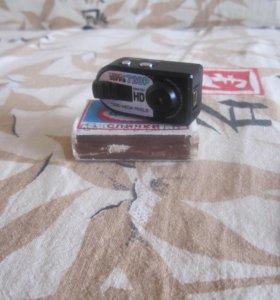 Мини видеокамера 12 МП