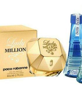 Paco Rabanne Lady million и много других