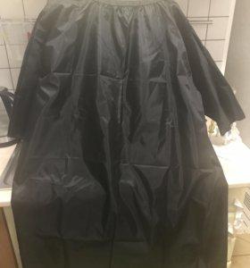 Пеньюар парикмахерский новый
