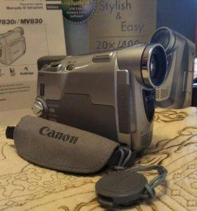 Цифровая видеокамера MV 830i