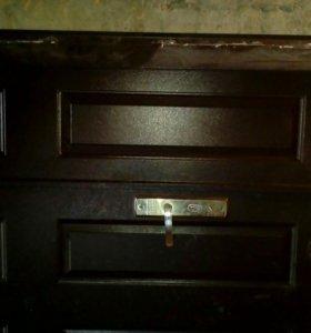 Дверь(двойник)
