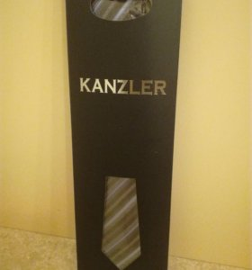 Мужской галстук Kanzler