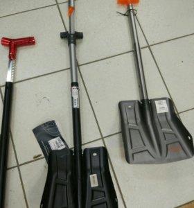 Лопаты телескопические с пилами