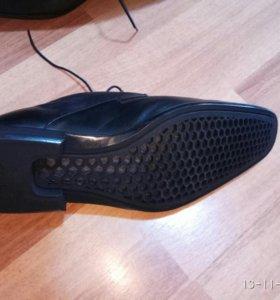 Туфли Clarks с дышащей подошвой