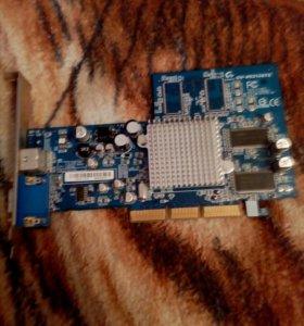 Видеокарта GIGABYTE GV-R92128TE AGP