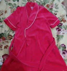 Новый халат фабричный