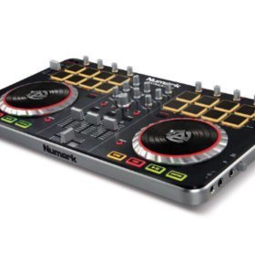 Контроллер Numark mix pro 3