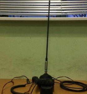 Рация+антенна