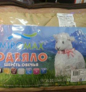 одеяло (овечья шерсть)