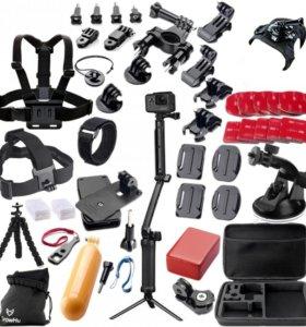 Крепления и аксессуары для экшн камер