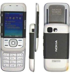 Сотовый телефон NOKIA (5300)