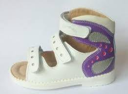 Детские сандали серии Орто батичелли