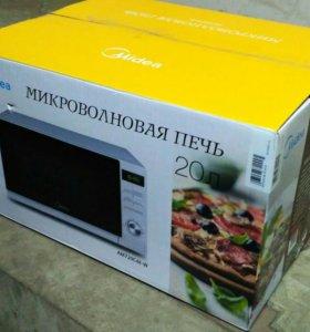 Новая Микроволновая печь Midea