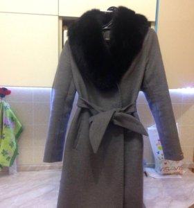 Пальто. Зима.