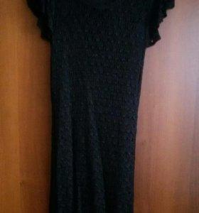 Вечернее платье на стройную фигуру.